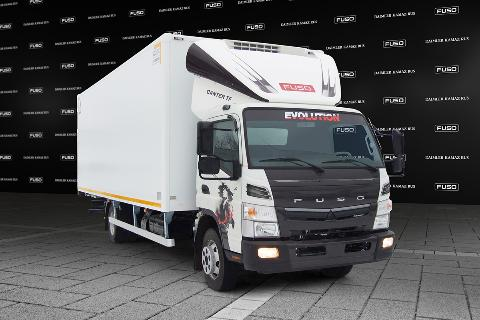 FUSO CANTER TF Рефрижератор ППУ 60 6,7х2,6х2,2