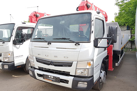 FUSO CANTER TF FEC91K