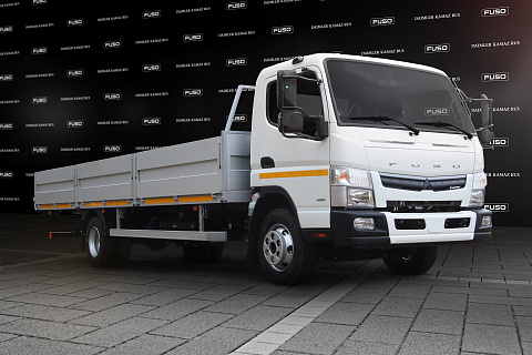 FUSO CANTER TF Бортовая платформа 6200 Чайка-Сервис