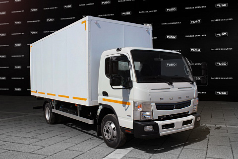 FUSO CANTER TF Фургон Европром 5,3х2,2х2,2