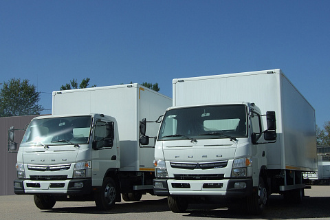 FUSO CANTER TF FEC91К