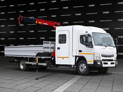 Двойная кабина FUSO CANTER TF 7.5