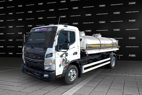 FUSO CANTER TF Evolution, Молоковоз
