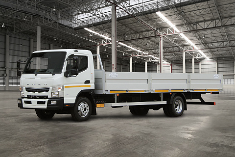 FUSO CANTER TF борт алюминий 6,7х2,55х0,6