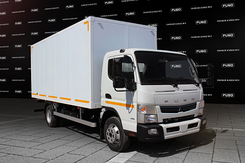 FUSO CANTER TF Фургон Европром 6,2х2,55х2,5